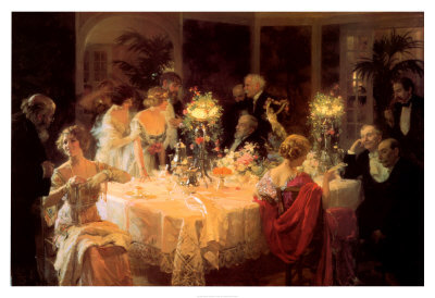 jules-alexandre-grun-the-dinner-party-1911