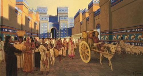 deportados babilonia