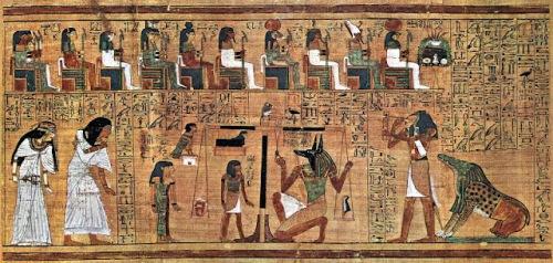 julgamento-dos-mortos-papiro-de-ani-19-dinastia