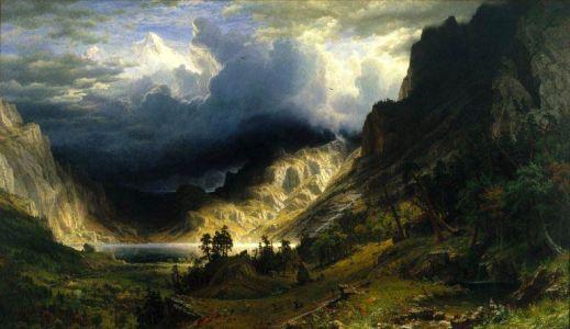 pintura-bierstadt-tormenta